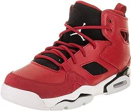 Nike Jordan FLTCLB '91 (GS) Girls Fashion-Sneakers 555472-600_6Y - Gym RED/White-Black