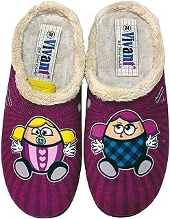 Zapatillas de Casa para Hombre. Zapatillas de Casa para Mujer. Regalo - Huevonas