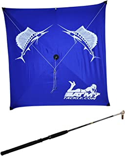 kite rod and reel
