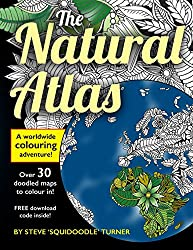 The Natural Atlas by Squidoodle - Steve Turner