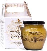 Anveshan A2 Cow Ghee 500ml | Glass Jar | Bilona Method | Curd-Churned | Pure, Natural & Healthy