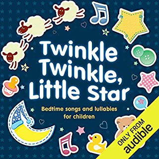 Twinkle Twinkle, Little Star: Bedtime Songs and Lullabies                   By:                                                                                                                                 Audible Studios                               Narrated by:                                                                                                                                 Mark Meadows,                                                                                        Deryn Edwards                      Length: 46 mins     18 ratings     Overall 3.4