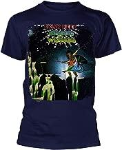 Uriah Heep 'Demons and Wizards' (Blue) T-Shirt