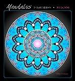 Mandalas by Clare Goodwin 2019 Wall Calendar