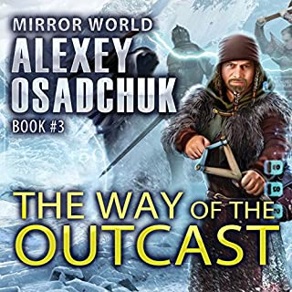 The Way of the Outcast audiobook cover art