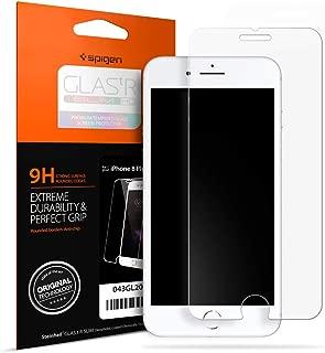 Spigen Glas.Tr Slim Cam Ekran Koruyucu iPhone 7 Plus/8 Plus Ile Uyumlu / Maksimum Koruma
