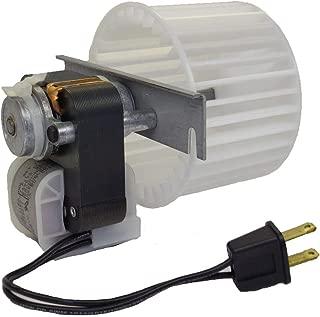 Nutone Broan 162-A, 162-B Vent Fan Motor # 97005906; 2650 RPM, 1.5 Amp, 120 Volt 60 hz.