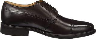 Geox Men's Carnaby 8 Cap Toe Brogue Shoe Oxford