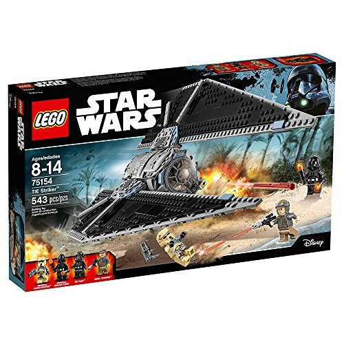 LEGO 75154 Star Wars TIE Striker Star Wars Toy