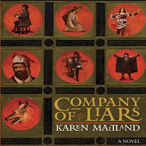 Company of Liars audiobook cover art