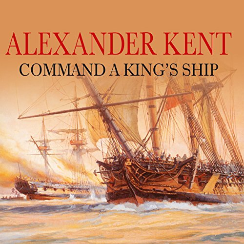 Command a King's Ship audiobook cover art