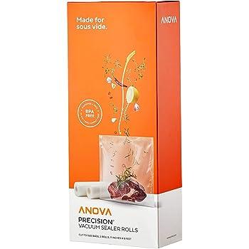 Anova Culinary Anova Rolls Vacuum sealer bags, One size, Clear,ANVR01