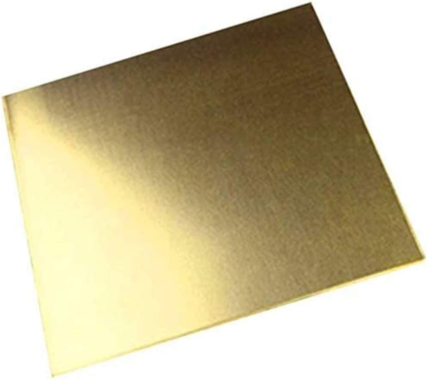 YUESFZ Pure Tulsa Mall Copper foil Horny Metal Genuine Plate