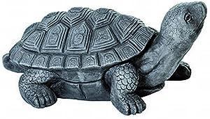 Schildkröte,Magnesia,grau gewischt