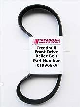 TreadmillPartsZone Replacement Horizon Treadmill Motor Belt Part Number 019968-A