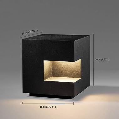 ForeverLighting FL-62194 European Minimalist Black Economy Suitable for lamp