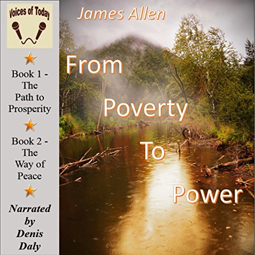 From Poverty to Power: Or, the Realization of Prosperity and Peace audiobook cover art