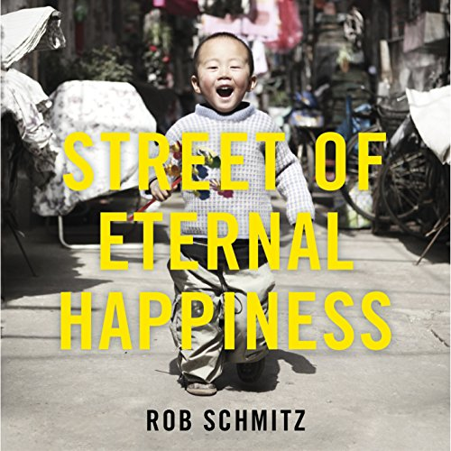 Street of Eternal Happiness audiobook cover art
