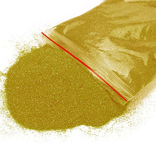 100g Glitter DIY Holographische Irisierend Nail Art Wein Glas Handwerk Dekoration Nagelkunst 7 Farben Gold