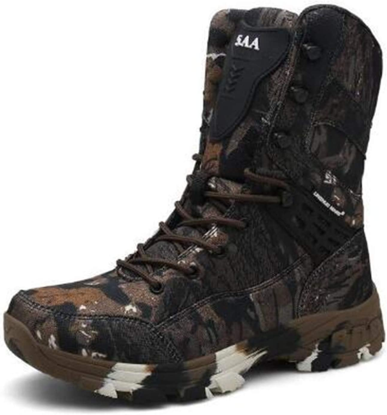 Men Combat A surprise Bombing new work price is realized Boots Big Size Male Waterproof Camouflage Military Sh