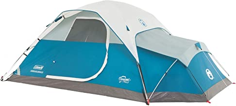 Coleman Juniper Lake Instant Dome Tent with Annex, 4-Person