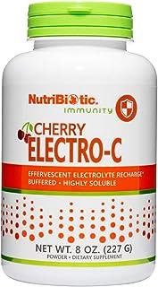 Nutribiotic Electro-C Powder, Cherry, 8 Oz, 8 Ounce
