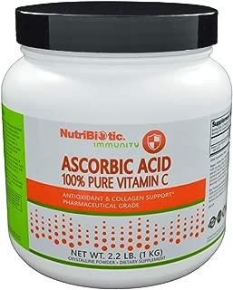 nutribiotic ascorbic acid powder