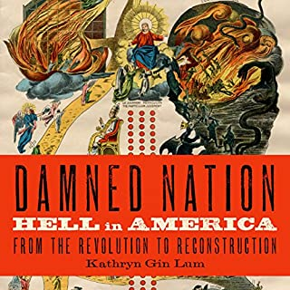 Damned Nation audiobook cover art