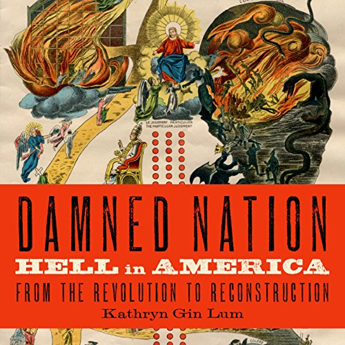 Damned Nation cover art