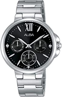 Alba Watch for Women, Analog, Stainless Steel - AP6575X1