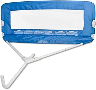 The First Years T70028 Universal Soft Rail Bed (Blue) for Baby