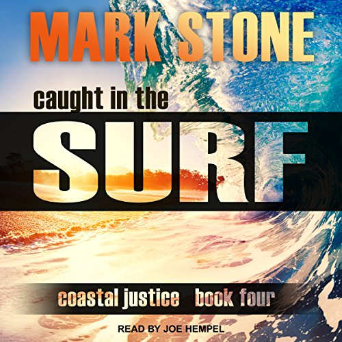 Caught in the Surf audiobook cover art