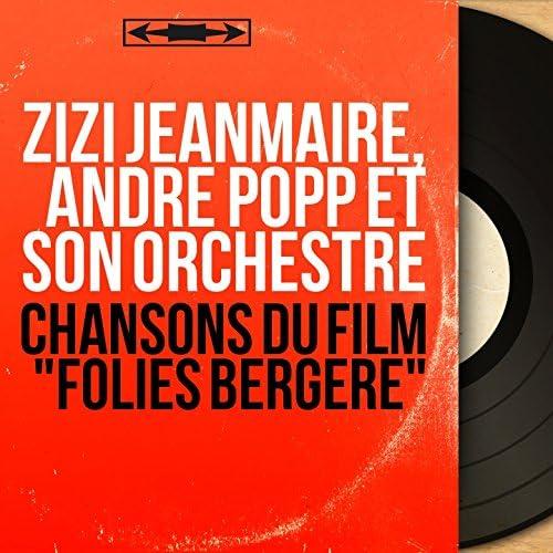 Zizi  Jeanmaire, André Popp et son orchestre