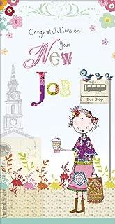 UK Greetings Felicitaciones por tu Nuevo Trabajo Tarjeta de ...
