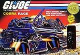 G.I. Joe 15th Anniversary Cobra Rage Urban Assault Vehicle with Alley Viper Action Figure