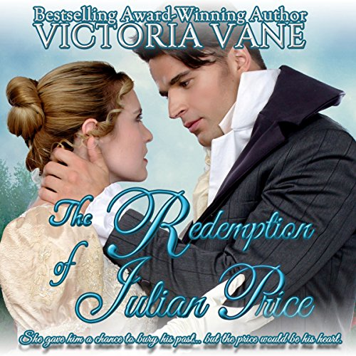 The Redemption of Julian Price audiobook cover art