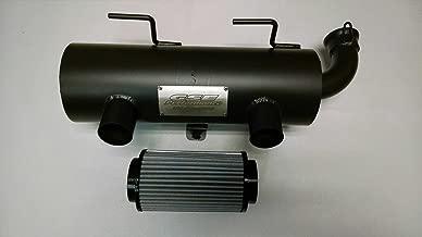 Polaris Sportsman 1000 Trail Tamer Muffler & High Flow Air Filter by GSE Performance