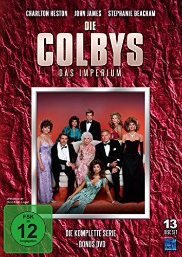Die Colbys - Das Imperium - Die komplette Serie + Bonus-DVD