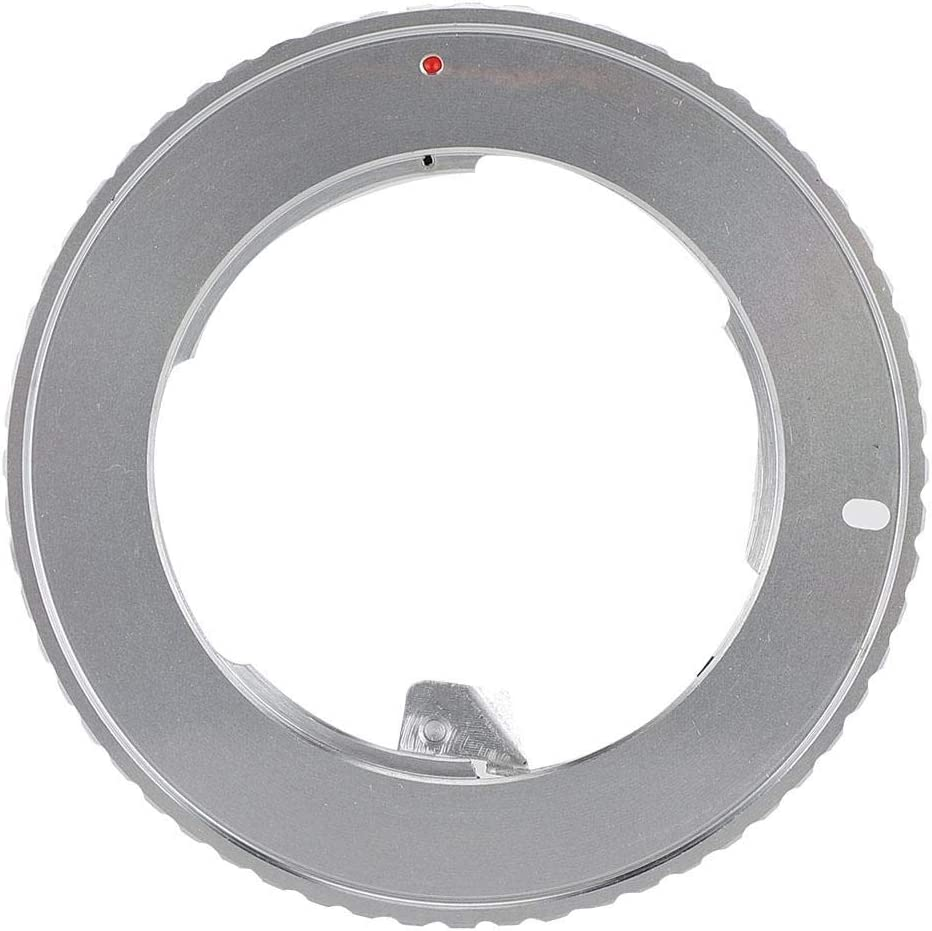 YUANJS Now free shipping Camera Lens Adapter Ring 1 pcs Aluminium Rollei for excellence Alloy