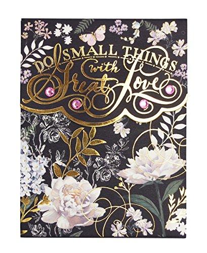 パンチスタジオ ミニノートパッド (明るい花々) フローラル リフレクション 45830