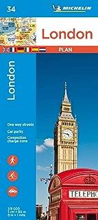Michelin London Map 34
