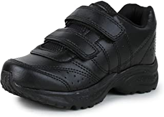 Touchwood from Trase Kids Black Superlight EVA School Shoes for Boys and Girls (3 Years & Above)