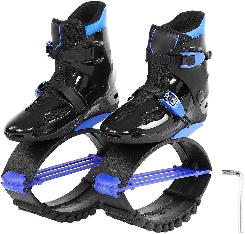 Instag Springende Schuhe entlasten Schlag-Knguru-springende Schuhe für Sport-Eignungs-Basketball-Geschwindigkeits-Beweglichkeits-Trainings-springende Schuhe