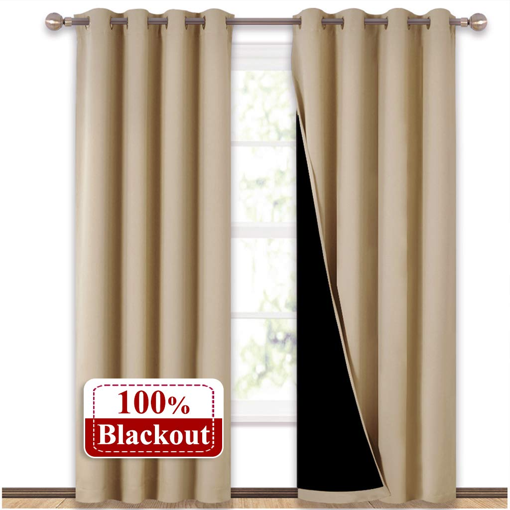 NICETOWN Insulated Blackout Curtains Performance