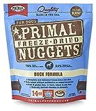 Primal Pet Foods Freeze-Dried Canine Duck Formula 14 oz
