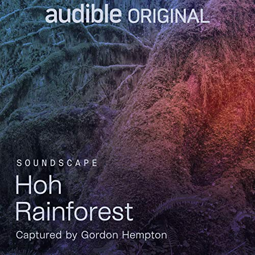 Hoh Rainforest audiobook cover art