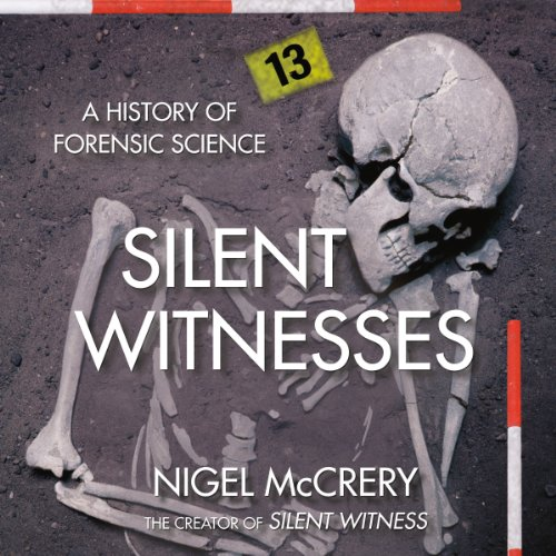 Silent Witnesses audiobook cover art