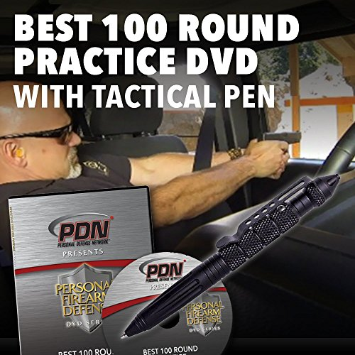 Best 100 Round Practice with Tactical Pen / Personal Defense Network