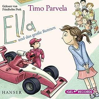 Ella und das große Rennen Titelbild
