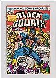 Black Goliath #1 Vol 1